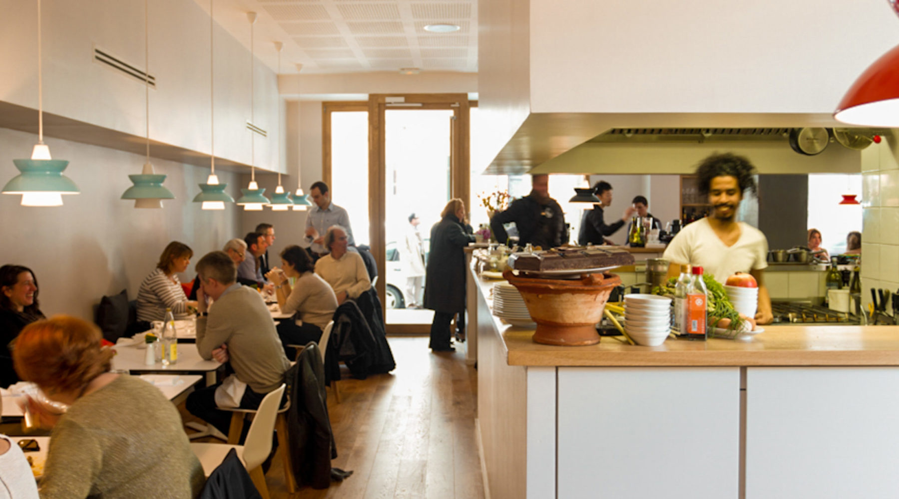Restaurant « La Pente Douce »